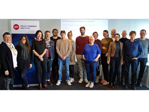 Intensiv-Workshop Filmproduction Management erfolgreich gestartet