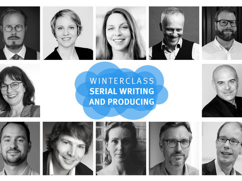 WINTERCLASS - Serial Writing and Producing findet online statt