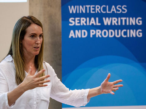 WINTERCLASS 2019 – Serial Writing and Producing erneut mit hochkarätigem Line-up gestartet